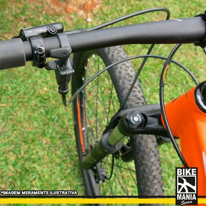 Lubrificação de Suspensão Bikes com Regulagem Sumaré - Lubrificação de Suspensão de Bicicleta com Trava