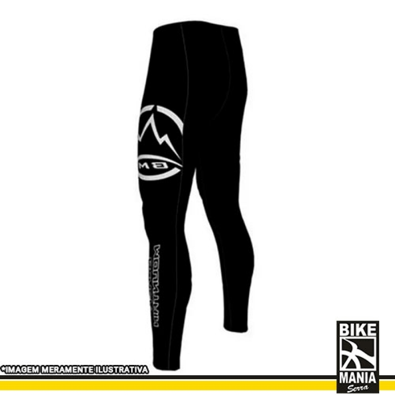 Onde Encontrar Calça de Lycra Cintura Alta para Ciclista Vila Mazzei - Calça de Lycra Masculina para Ciclismo