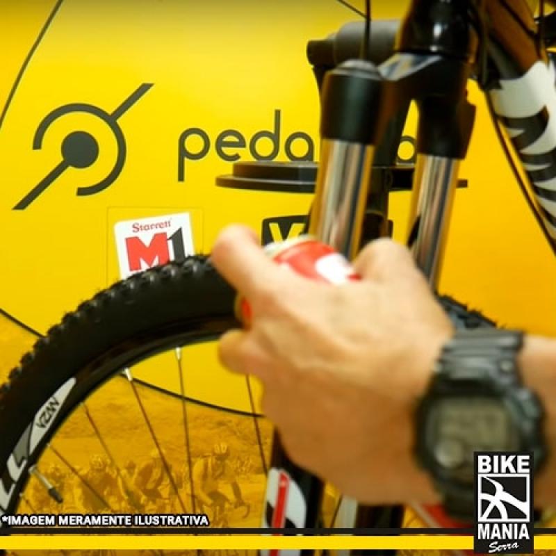 Onde Tem Lubrificação de Suspensão Bicicleta Dianteira Cotia - Lubrificação de Suspensão de Bike com Trava