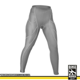 calça de lycra cintura alta para ciclista preço Chora Menino