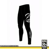 calça de lycra cintura alta para ciclista Aricanduva