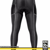 calças de lycra para ciclista Pedreira