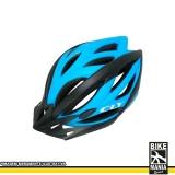 capacete para bike com luz preço alto da providencia