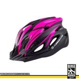 capacete para bike feminino Glicério