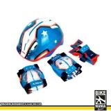 capacete para bike infantil Jardim Ângela