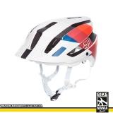 capacete para bike com sinalizador