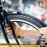 conserto e manutenção de bicicletas Parque Colonial
