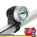 farol para bicicleta de led preço Vila Mazzei