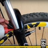 lubrificação de suspensão bike com regulagem Artur Alvim