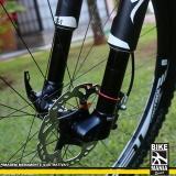 lubrificação de suspensão de bicicleta com trava preço Chora Menino