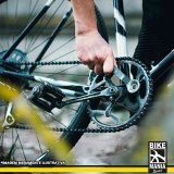 manutenção amortecedor bicicleta Jurubatuba