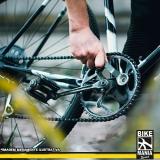 manutenção amortecedor bicicleta Aricanduva