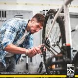 manutenção básica bicicleta Jardim Namba