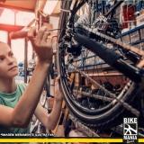 manutenção básica bicicletas Jd São joão