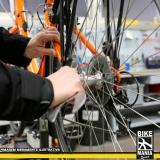 manutenção bicicleta freio disco São Caetano do Sul