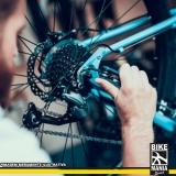 manutenção cambio bicicleta preço Santa Isabel