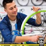 conserto e manutenção de bicicletas