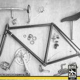 manutenção marcha bicicleta