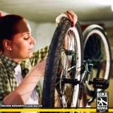 manutenção marcha bicicletas Caieiras