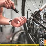 onde acho manutenção amortecedor bicicleta Pinheiros