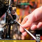 onde acho manutenção básica bicicleta Santana