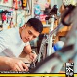 onde acho manutenção bicicleta freio disco Vila Carrão