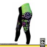 onde encontrar calça flare de lycra para ciclista Guarujá