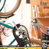 qual o valor de lubrificação de suspensão de bicicleta com trava Jaguaré