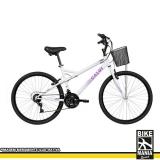 quanto custa bike para competição Santana