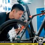 quanto custa manutenção marcha bicicleta Ibirapuera