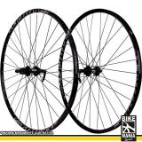 roda de bicicleta larga