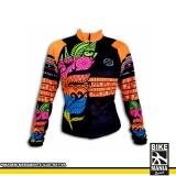 roupa ciclismo impermeável Americana