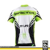 roupas ciclista refletiva São Vicente