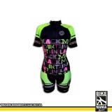 roupa para ciclismo feminina