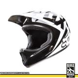 venda de capacete para downhill Cidade Jardim