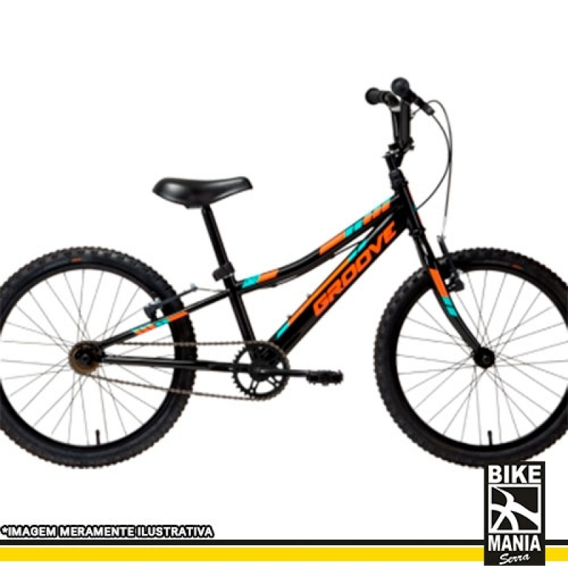 Valor de Bicicleta Groove Jundiaí - Bicicleta de Marcha
